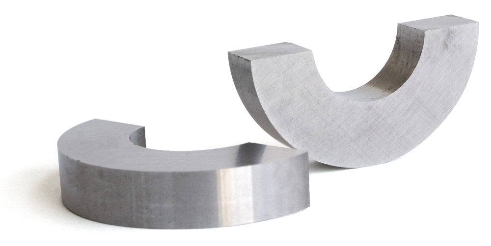 Alnico Magnets Half Ring Group