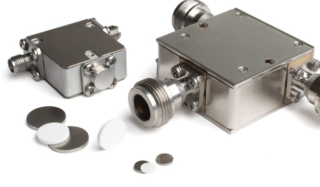 Magnet Assemblies Circulators and Isolators
