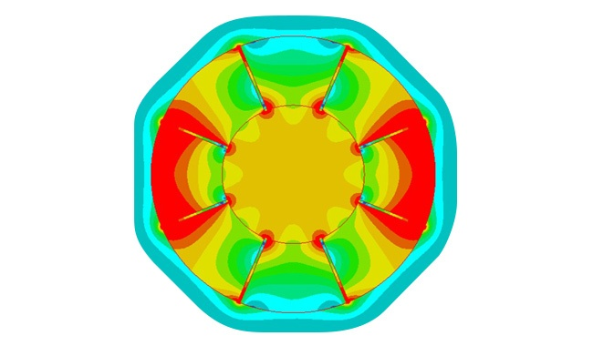 Magnet Assemblies Halbach Diagram