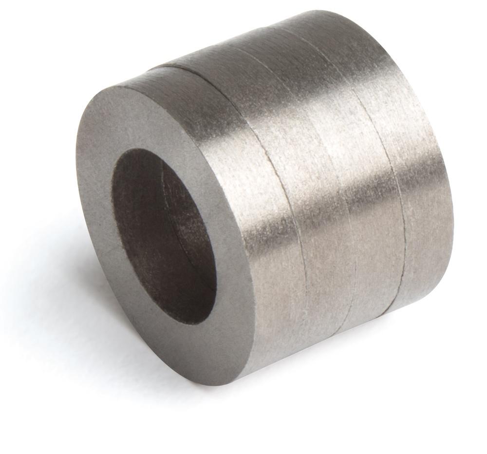 Temperature Compensated Samarium Cobalt Rings